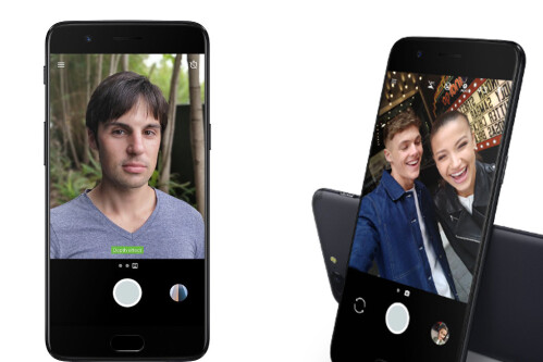"""The """"highest resolution dual-camera system on a smartphone today"""" - slide 1"""