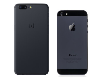 The Slate Gray variant reminds us of the iPhone 5 in slate/black