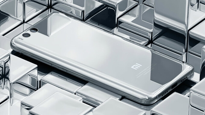 The super-shiny Silver edition of the Xiaomi Mi 6 will... never see the light of day