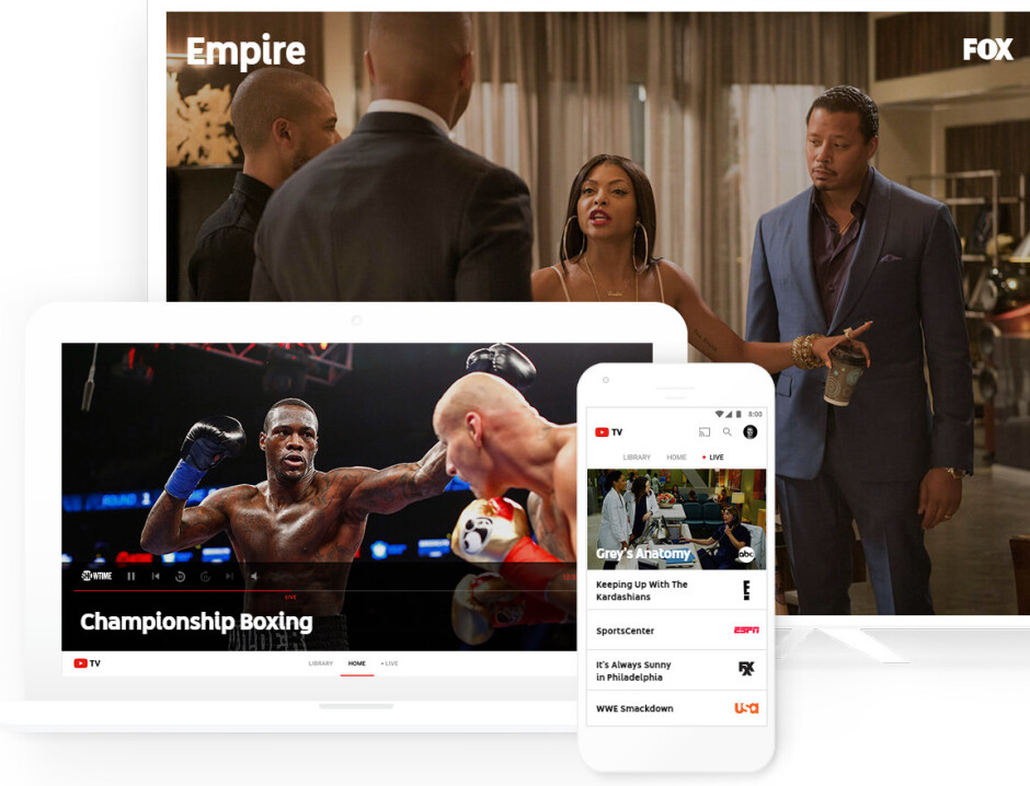 YouTube TV coming to 10 more markets in just a couple of weeks