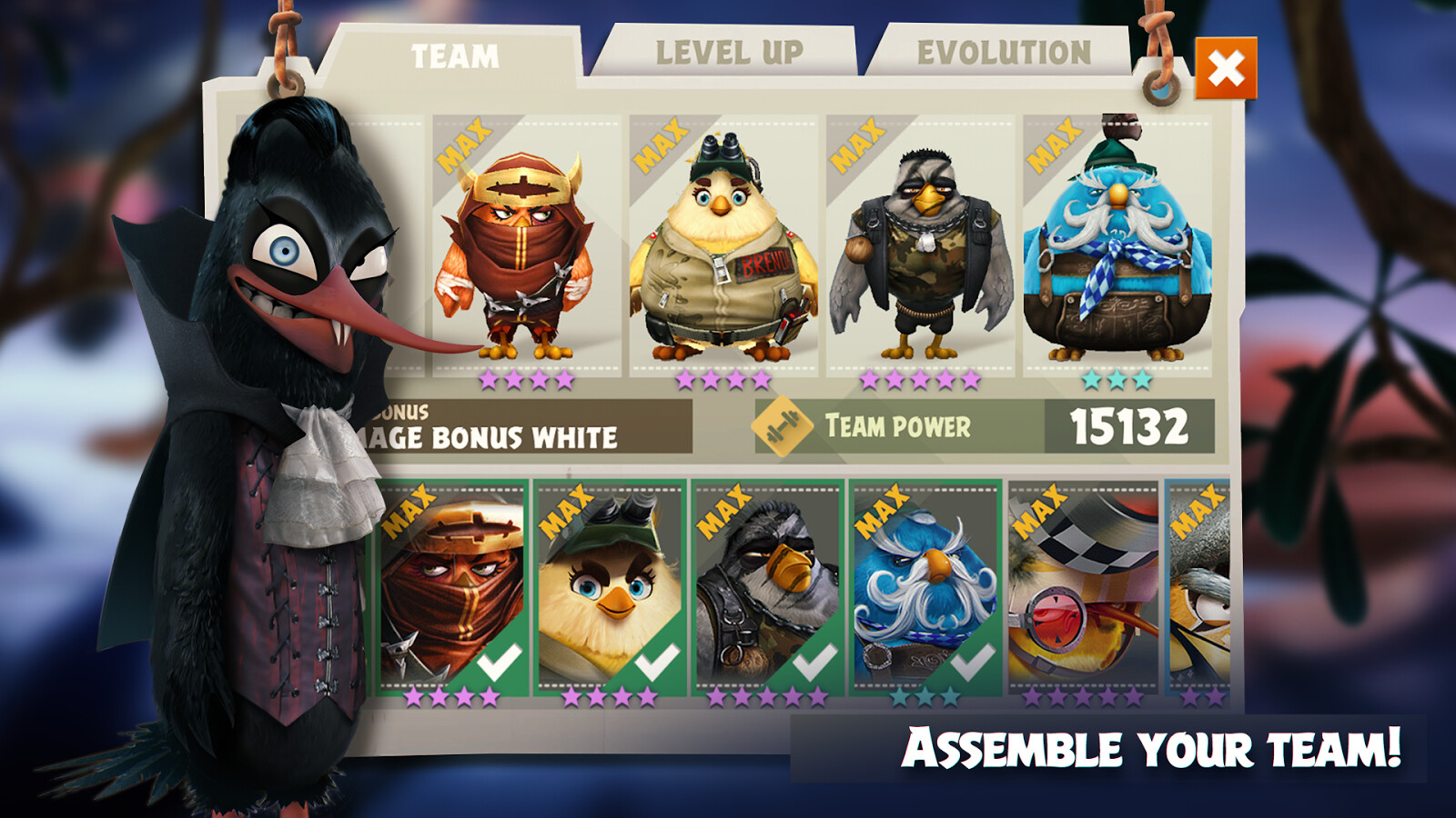 Rovio Launches Angry Birds Evolution A More Adult