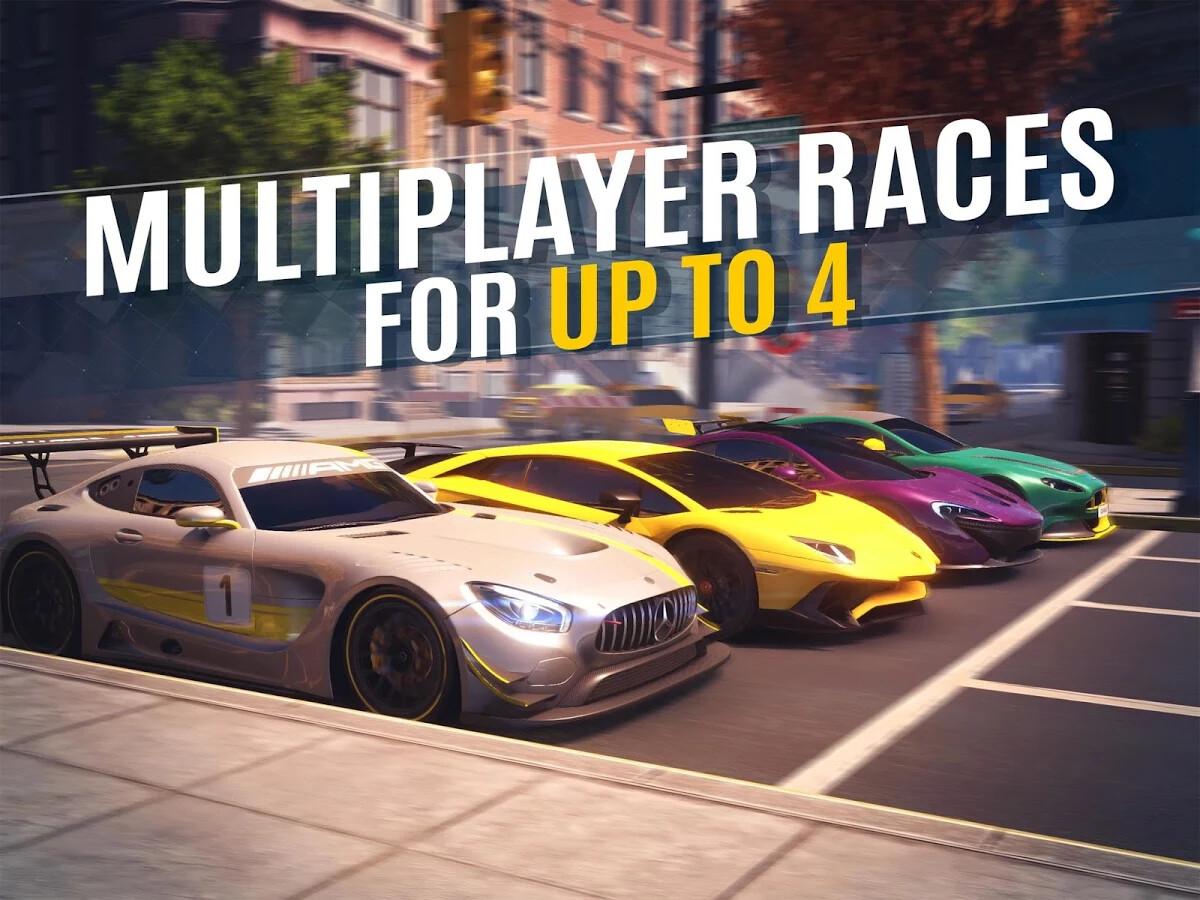 Asphalt Street Storm Racing is Gameloft's newest car ...