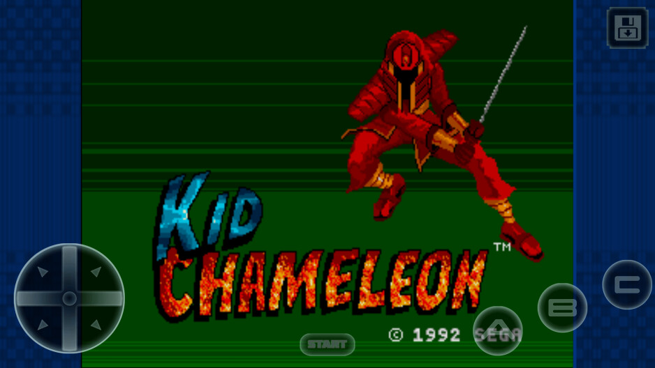 Kid Chameleon, most certainly the raddest game of the lineup, in its Sega Forever form - Most Sega Forever titles are a buggy mess, here's why