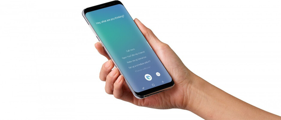"""Samsung's Bixby Voice delayed due to """"lack of resources"""""""