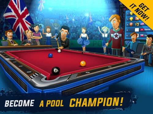 Pool Live Tour Champions