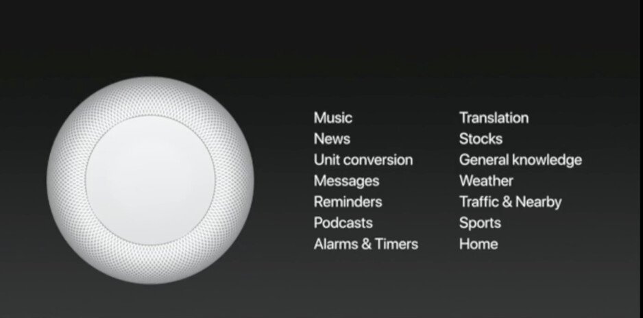 """These are the things that Siri needs to know all about for the Apple HomePod - Apple seeks an """"Event Maven"""" for Siri"""