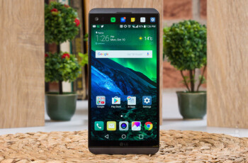 The LG V20 – the best LG phone for 2016