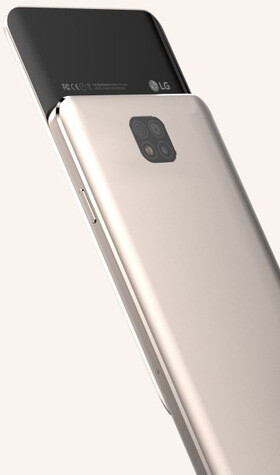 This LG V30 concept hints at a multi-camera setup on the phone's back