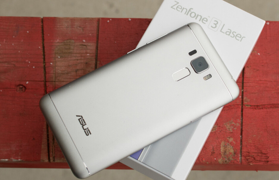 Android 7.1.1 Nougat for Asus ZenFone 3 Laser rolling out now