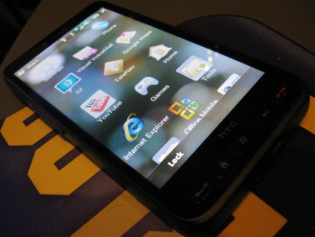 "Hands-on with the HTC HD2 for T-Mobile at the ""Larger Than Life"" event"