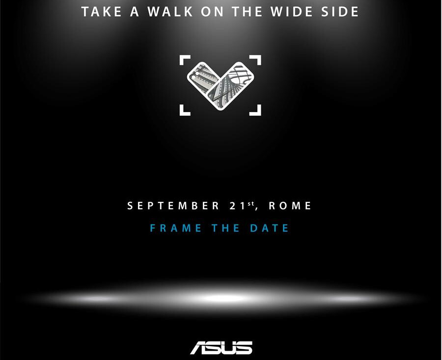 Asus ZenFone 4V will be unveiled in Europe on September 21