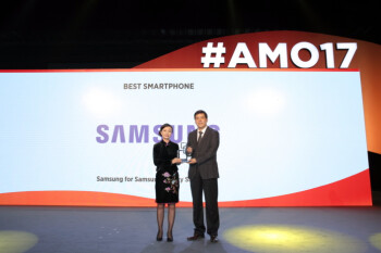"Samsung Galaxy S8 and S8+ win ""Best Smartphone"" award at MWC Shanghai"