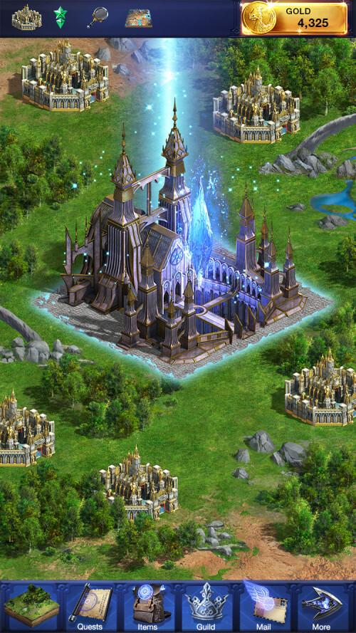 Final Fantasy XV - A New Empire