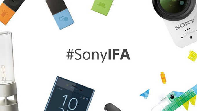 Mark your calendars: Sony's IFA 2017 keynote will be held on August 31