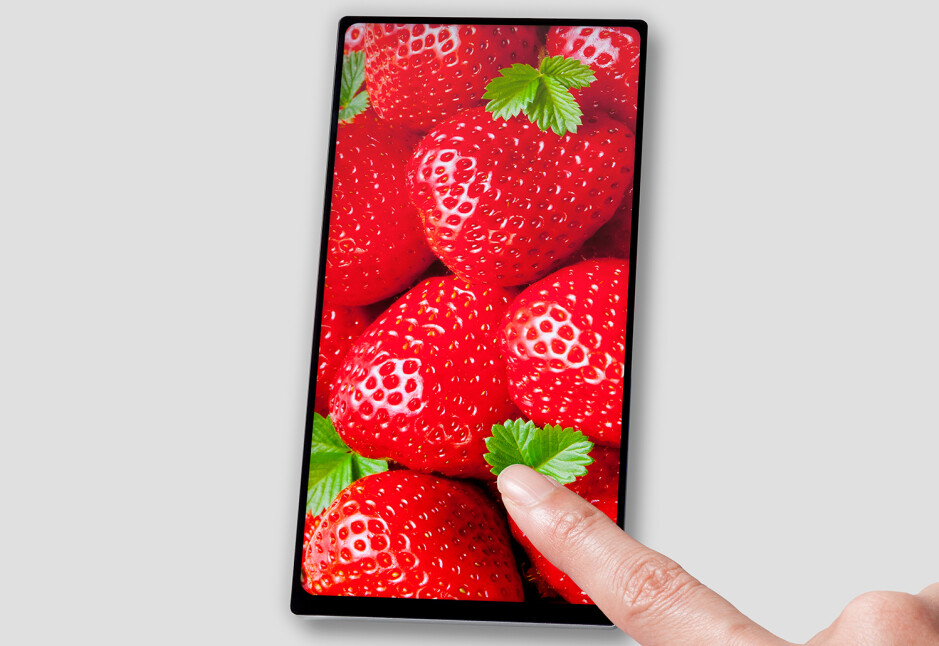 Image of JDI's Full Active LCD display - Sony rumored to announce a bezel-less flagship at IFA 2017