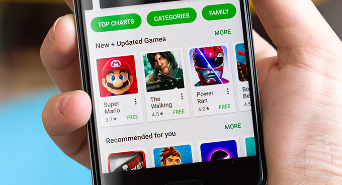 More than 300 Play Store apps found to be using devices as clickfarms