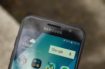 Samsung Galaxy A3 2017 Gets Its First Security Update