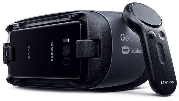 New type of magnetic controller for VR headsets detailed in Samsung patent application