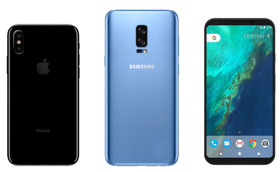Coming soon: The most anticipated phones for the second half of 2017