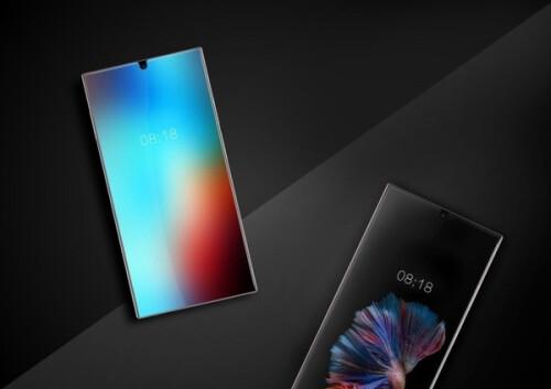 New Sharp phones