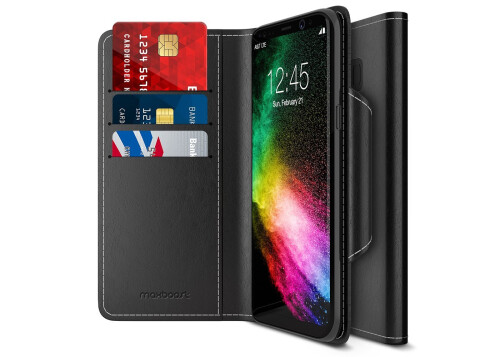 Maxboost Wallet Case for Samsung Galaxy S8