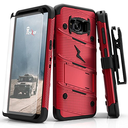 Zizo Bolt Cover for Samsung Galaxy S8