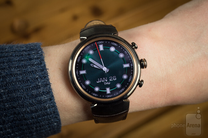 Asus delays Android Wear 2.0 update for ZenWatch 2 and 3
