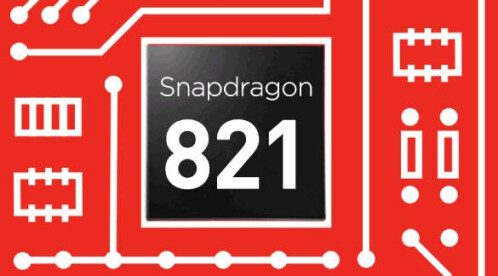 Snapdragon 821 inside