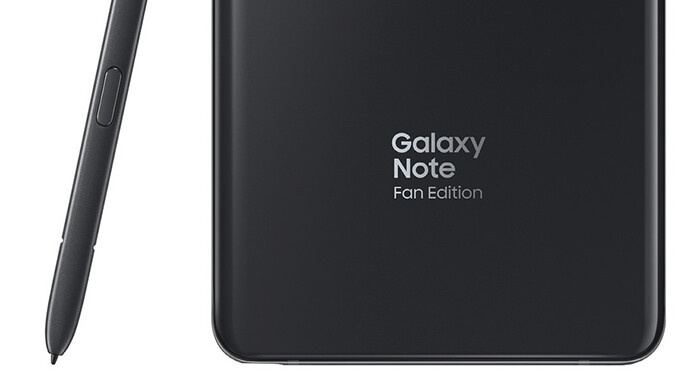 Samsung Galaxy Note FE (Fan Edition) vs the old Note 7: Here are the differences