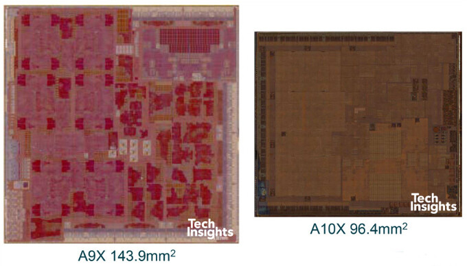 Apple's new A10X system chip in the iPad Pro is its first 10nm processor - The A10X chip in the new iPad Pro is Apple's first 10nm processor