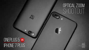 OnePlus 5 vs iPhone 7 Plus: Battle of the telephoto lenses