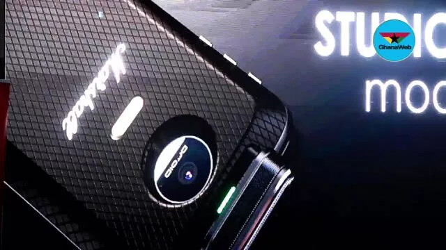 Here are the other five new Moto Mod concepts Lenovo unveiled in Ghana