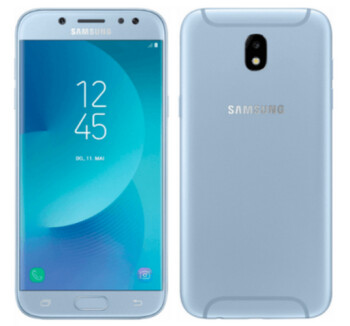 The Samsung Galaxy J5 Pro has been unveiled in Thailand