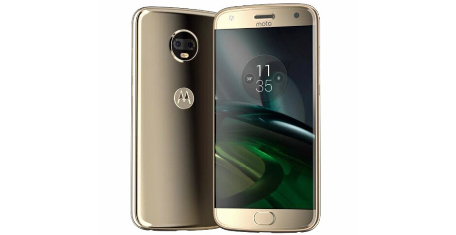 The first press image of the upcoming Moto X4 leaks out