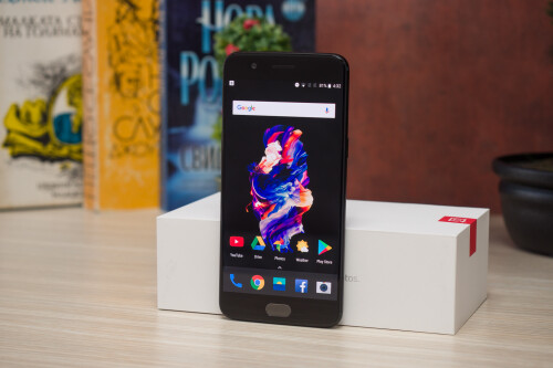 Two ways to look at price: most expensive OnePlus yet, chepest phone to ship with Snapdragon 835