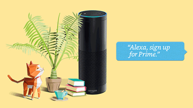 Use Alexa to sign up for Amazon Prime and save $20 on a one-year membership - Ask Alexa to sign you up for Amazon Prime and save $20 on an annual membership