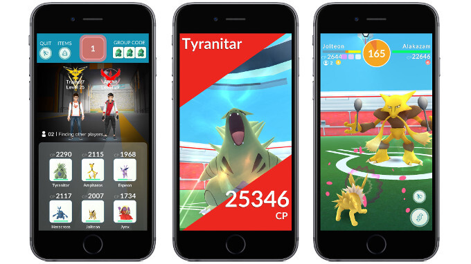 'We are six months behind': Niantic CEO on Pokemon trading and GO player battles