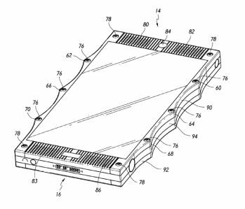 RED phone patent