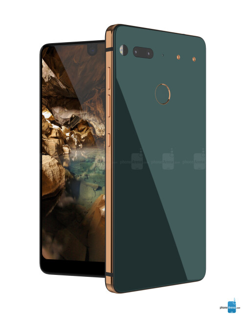 Essential Phone (85%)
