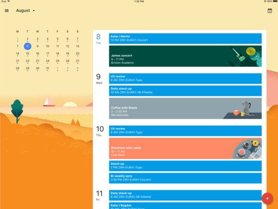 Google Calendar update finally adds Today Widget on iOS devices