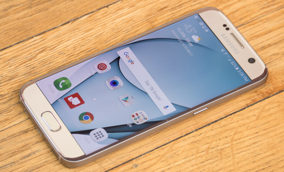 AT&T rolls out Galaxy S7 update that adds June security patch, Knox and Messaging fixes