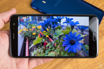 HTC U11 to score sRGB color space support, 1080p video recording at 60fps with future updates