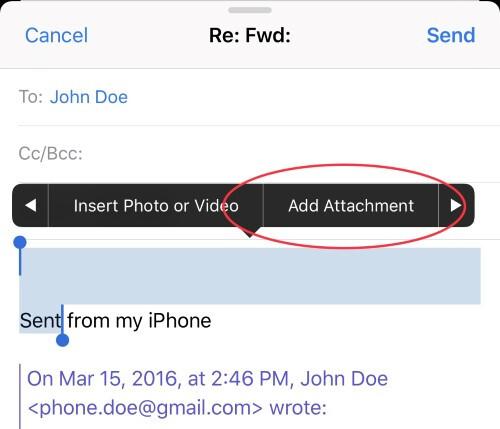 اپل آیفون iOS کیبورد صفحهکلید
