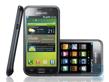 The Samsung Galaxy S will pack lots of high-end hardware