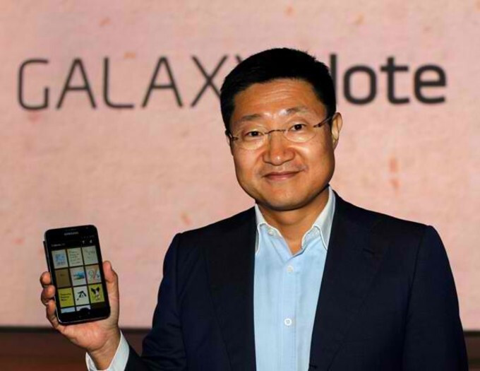 Gregory Lee - Samsung replaces senior management after CEO for North America joins Nokia Technologies