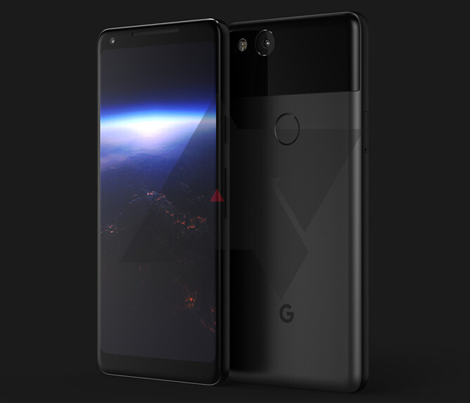 Alleged Google Pixel XL (2017) design revealed: Thin bezels are in