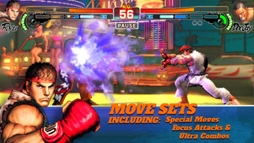 Street Fighter IV - Champion Edition