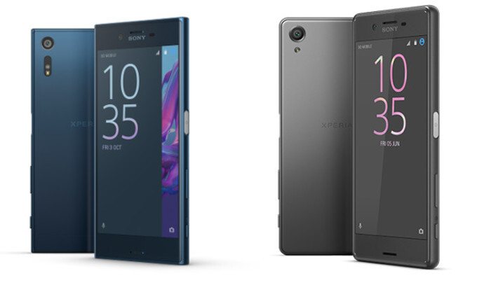 Sony Xperia XZ and X Performance receive a new update, see what's included