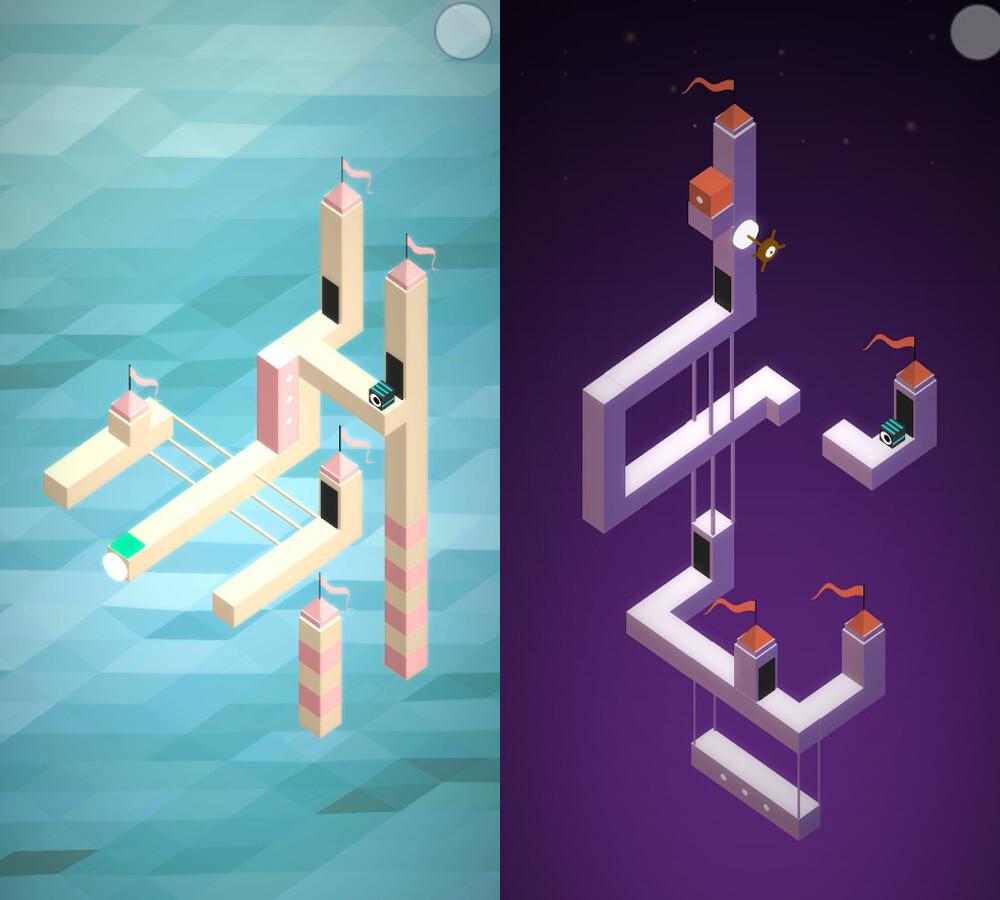 Daregon: Isometric Puzzles