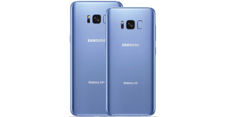 Report: Coral Blue Galaxy S8 and S8+ coming to the US on July 13